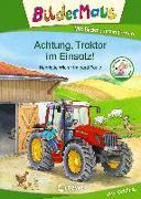 Cover-Bild zu Wich, Henriette: Bildermaus - Achtung, Traktor im Einsatz!