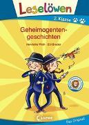 Cover-Bild zu Wich, Henriette: Leselöwen 2. Klasse - Geheimagentengeschichten
