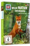 Cover-Bild zu Tessloff Verlag Ragnar Tessloff GmbH & Co.KG (Hrsg.): WAS IST WAS DVD Wilde Natur entdecken. Wald, Wiese, Watt