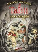 Cover-Bild zu Boehme, Julia: Tafiti und die Geisterhöhle