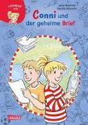 Cover-Bild zu Boehme, Julia: Lesespaß mit Conni: Conni und der geheime Brief (Zum Lesenlernen)