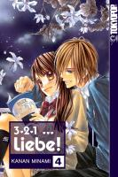 Cover-Bild zu 3, 2, 1 ... Liebe! 04 von Minami, Kanan