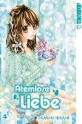 Cover-Bild zu Atemlose Liebe 04 von Minami, Kanan