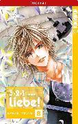 Cover-Bild zu 3, 2, 1 . Liebe! 08 (eBook) von Minami, Kanan