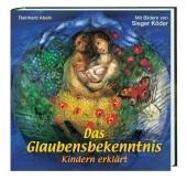 Cover-Bild zu Das Glaubensbekenntnis Kindern erklärt von Abeln, Reinhard