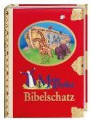 Cover-Bild zu Mein großer Bibelschatz von Abeln, Reinhard (Nacherz.)