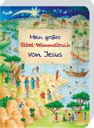 Cover-Bild zu Mein großes Bibel-Wimmelbuch von Jesus von Abeln, Reinhard