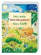 Cover-Bild zu Mein großes Bibel-Wimmelbuch von Gott von Abeln, Reinhard