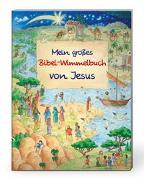 Cover-Bild zu Mein großes Bibel-Wimmelbuch von Jesus von Abeln, Reinhard (Nacherz.)