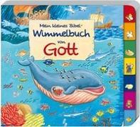 Cover-Bild zu Mein kleines Bibel-Wimmelbuch von Gott von Abeln, Reinhard