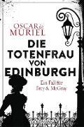 Cover-Bild zu Die Totenfrau von Edinburgh (eBook) von Muriel, Oscar de