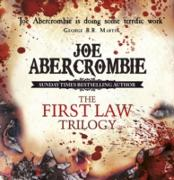Cover-Bild zu The First Law Trilogy Boxed Set (eBook) von Abercrombie, Joe