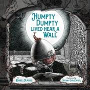 Cover-Bild zu Hughes, Derek: Humpty Dumpty Lived Near a Wall