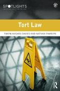 Cover-Bild zu Hughes-Davies, Timon: Tort Law (eBook)
