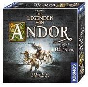 Cover-Bild zu Die Legenden von Andor Teil III - Die letzte Hoffnung von Menzel, Michael