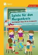Cover-Bild zu Spiele für den Morgenkreis von Stockert, Norbert