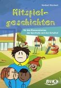 Cover-Bild zu Mitspielgeschichten und Rhythmusgeschichten von Stockert, Norbert