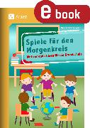 Cover-Bild zu Spiele für den Morgenkreis (eBook) von Stockert, Norbert
