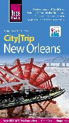 Cover-Bild zu Brinke, Margit: Reise Know-How CityTrip New Orleans (eBook)