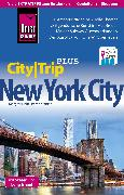 Cover-Bild zu Brinke, Margit: Reise Know-How Reiseführer New York City (CityTrip PLUS) (eBook)