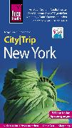 Cover-Bild zu Brinke, Margit: Reise Know-How CityTrip New York (eBook)