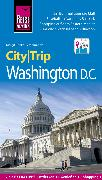 Cover-Bild zu Brinke, Margit: Reise Know-How CityTrip Washington D.C (eBook)
