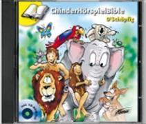 Cover-Bild zu ChinderHörspielBible 01. D'Schöpfig