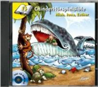 Cover-Bild zu ChinderHörspielBible 13. Hiob/Jona/Esther