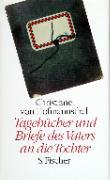 Cover-Bild zu Tagebücher 1918-1923 und Briefe des Vaters an die Tochter 1903-1929 von Hofmannsthal, Christiane