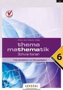 Cover-Bild zu Thema Mathematik, Bisherige Ausgabe, Thema Mathematik, Schularbeiten - 6. Klasse, Probeschularbeiten und Übungsaufgaben