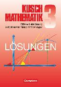 Cover-Bild zu Kusch: Mathematik, Bisherige Ausgabe, Band 3, Differentialrechnung (9. Auflage), Aufgabensammlung mit Lösungen von Jung, Heinz