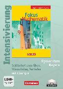 Cover-Bild zu Fokus Mathematik, Bayern - Bisherige Ausgabe, 9. Jahrgangsstufe, Intensivierung, Schülerheft mit eingelegten Lösungen und CD-ROM