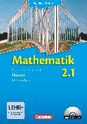 Cover-Bild zu Bigalke/Köhler: Mathematik, Hessen - Bisherige Ausgabe, Band 2.1: Leistungskurs - 1. Halbjahr, Schülerbuch mit CD-ROM von Bigalke, Anton