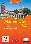 Cover-Bild zu Bigalke/Köhler: Mathematik, Hessen - Bisherige Ausgabe, Band 3.2: Grund- und Leistungskurs - 4. Halbjahr, Schülerbuch mit CD-ROM von Bigalke, Anton