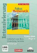 Cover-Bild zu Fokus Mathematik, Bayern - Bisherige Ausgabe, 7. Jahrgangsstufe, Intensivierung, Schülerheft mit Lösungen und CD-ROM