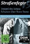 Cover-Bild zu Straßenfeger 49 - Tempel des Satans & Schatten über Notre Dame von Kaltofen, Günter