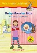 Cover-Bild zu Baby-Monster Max / Silbenhilfe von Friedeberg, Fides