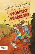 Cover-Bild zu Wombat Warriors (eBook) von Wheeler, Samantha