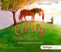 Cover-Bild zu Emily Pferdeflüsterin von Sternberg, Mila