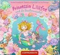 Cover-Bild zu CD Hörbuch: Prinzessin Lillifee und die Zaubermuschel von Finsterbusch, Monika