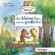 Cover-Bild zu Der kleine Tiger und der große Mut von Fickel, Florian (Hrsg.)