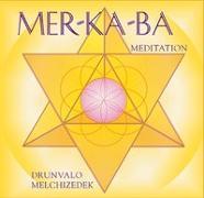 Cover-Bild zu Mer Ka Ba Meditation. CD. [Audiobook] (Broschiert) von Drunvalo