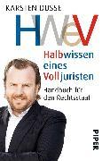 Cover-Bild zu Halbwissen eines Volljuristen (eBook) von Dusse, Karsten