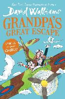 Cover-Bild zu Walliams, David: Grandpa's Great Escape (eBook)
