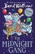 Cover-Bild zu Walliams, David: Midnight Gang (eBook)