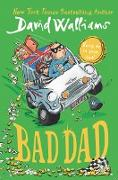 Cover-Bild zu Walliams, David: Bad Dad (eBook)