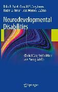 Cover-Bild zu Patel, Dilip R. (Hrsg.): Neurodevelopmental Disabilities (eBook)
