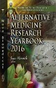 Cover-Bild zu Merrick, Joav, MD, MMedSci, DMSc (Hrsg.): Alternative Medicine Research Yearbook 2016