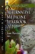 Cover-Bild zu Merrick, Joav, MD, MMedSci, DMSc (Hrsg.): Alternative Medicine Research Yearbook 2011