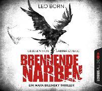 Cover-Bild zu Brennende Narben von Born, Leo